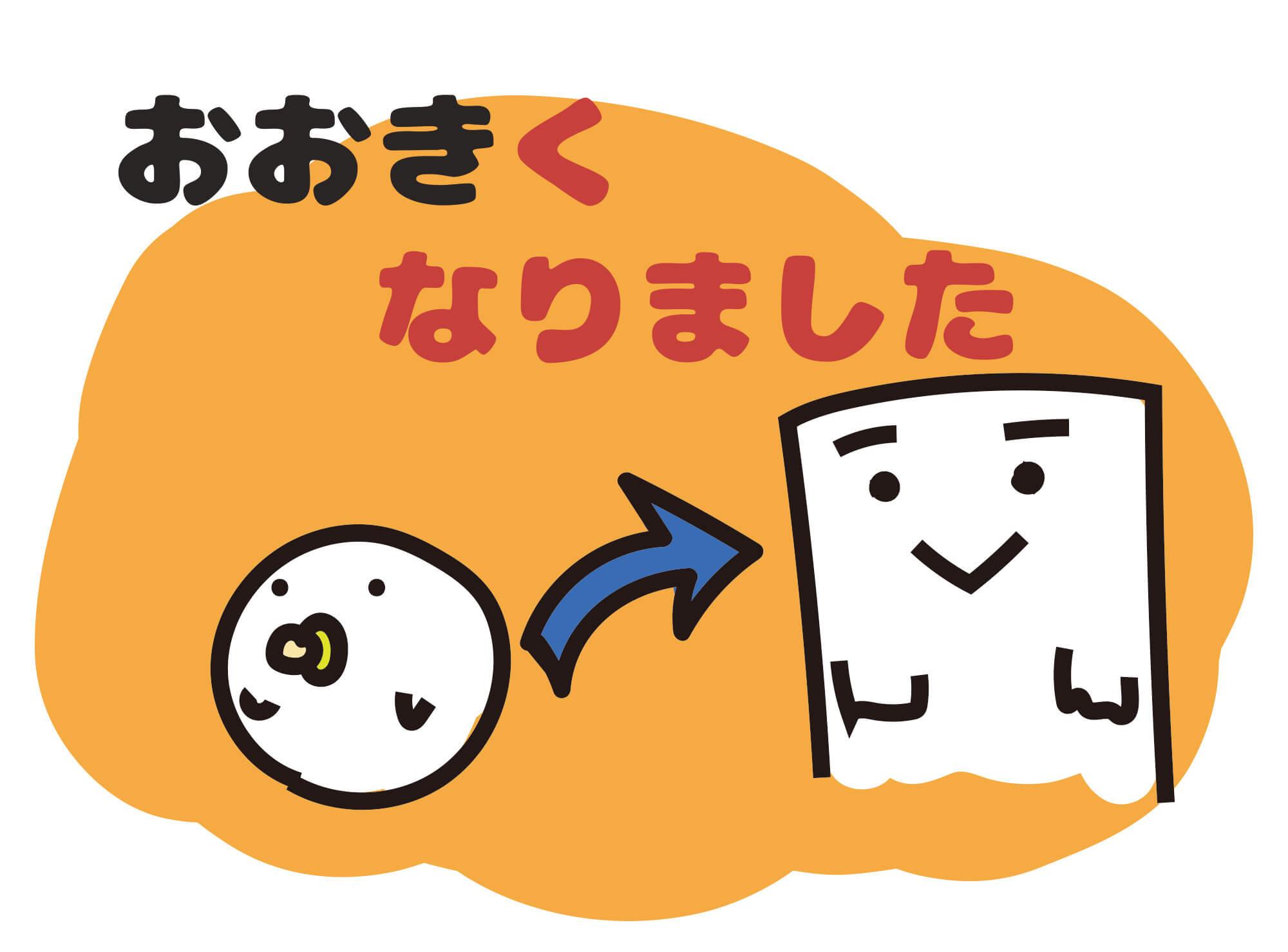 い adjetivo / な adjetivo / nombre + なる